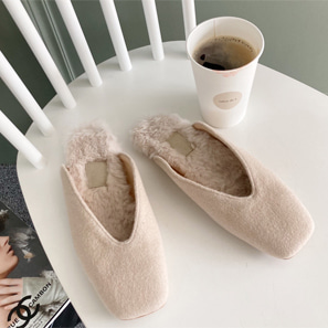 스텔라 램퍼 slipper / HAND MADE