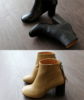셀린 ankle boots / HAND MADE